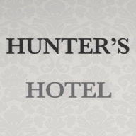 Hunter's Hotel Logo